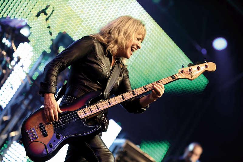 Suzi Quatro (Foto: RBK Entertainment)