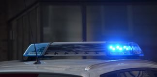 Symbolbild, Polizei, Blaulicht © fsHH on Pixabay