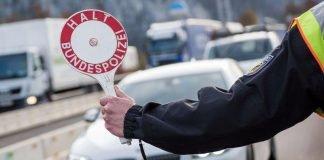 Symbolbild Polizei Verkehrskontrolle (Foto: Bundespolizei)