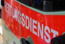 Symbolbild, Rettung, Krankenwagen, Schriftzug © TechLine on Pixabay