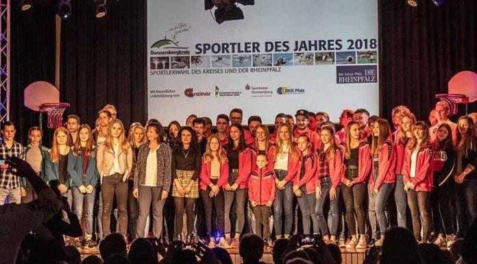 Donnersbergkreis Sportlerehrung 2018 (Foto: Helmut Dell)