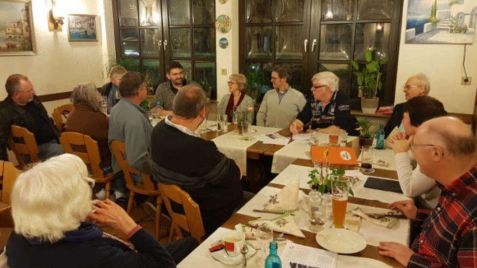 Treffen der FWG-Ortsgruppe Kernstadt (Foto: Joachim Stoner)