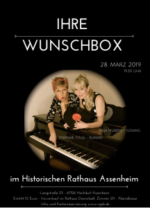 Wunschbox Plakat