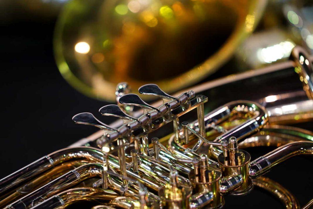 Frankfurt Musikmesse 2019 Big Band der Bundeswehr (Foto: Holger Knecht)