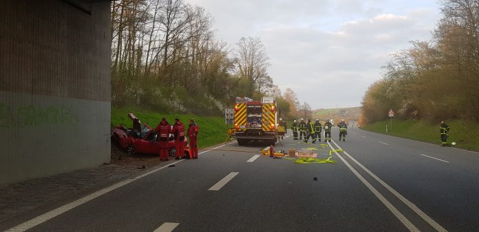 Tödlicher Verkehrsunfall