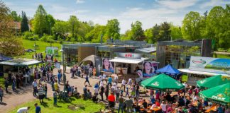 Natursport Opening (Foto: Landesforsten RLP/Jonathan Fieber)