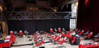 Blutspendeliegen (Foto: DRK Kreisverband Kaiserslautern-Stadt)