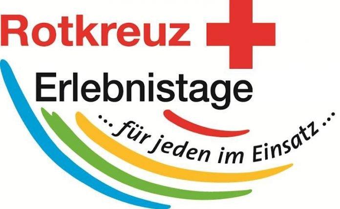 Logo Rotkreuzerlebnistage (Quelle: DRK)