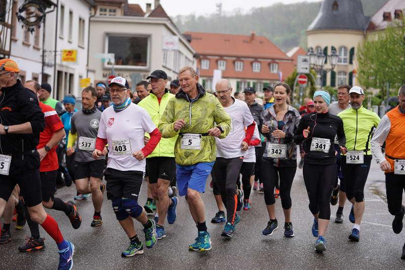 Bad Bergzabern Kurstadtlauf 2019 (Foto: Holger Knecht)
