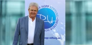 Dietmar Hopp (Foto: Ellen Klose)