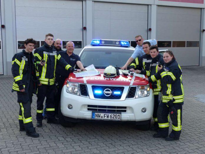 Funklehrgang (Foto: Feuerwehr Neustadt)
