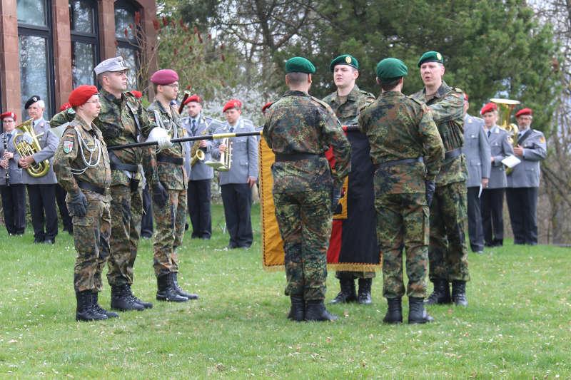 Gelöbnis (Quelle: Bundeswehr/Bohn)