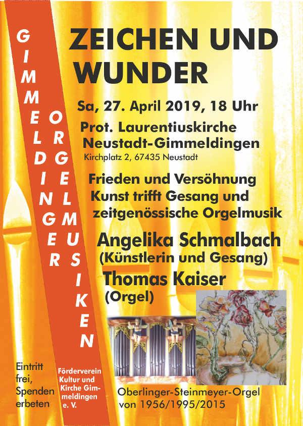 Kunst trifft Orgel