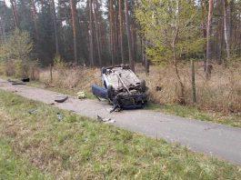 Verkehrsunfall auf der Holidayparkstraße (Foto: Polizei RLP)