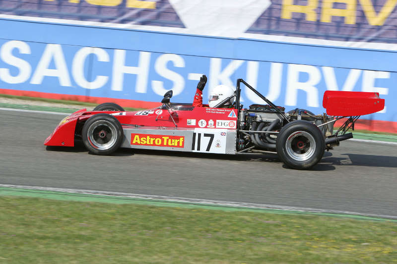 Jim Clark Revival Hockenheimring (Foto: Hockenheim-Ring GmbH)
