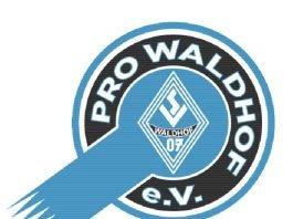 Logo Pro Waldhof e.V.
