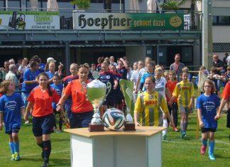 Bild vom Pokalfinale 2015 (Foto: Hannes Blank)