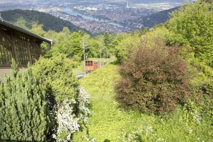 Quelle: Bergbahn Heidelberg