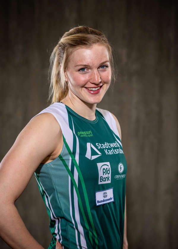 Sarah Brüßler (Foto: GES/Rheinbrueder)