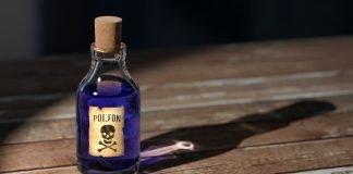 Symbolbild, Gift, Vergiftung, Mord © Pixabay