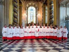 The Choir of St Mary's Nottingham (Foto: Chor)
