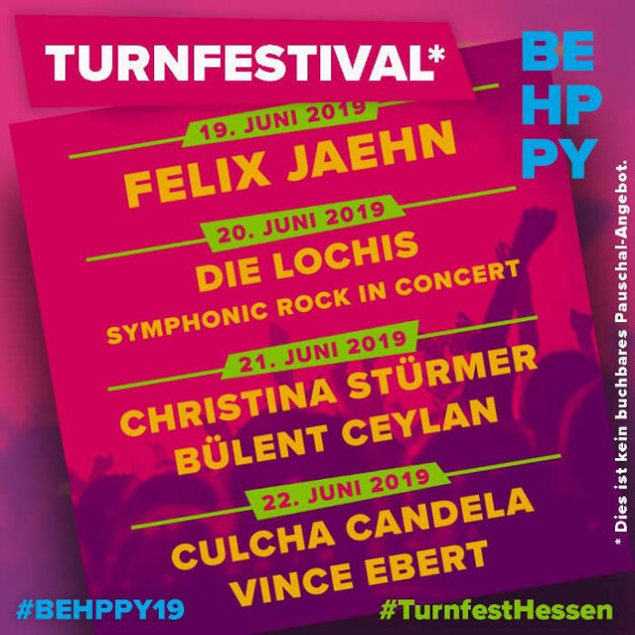 Hessisches Landesturnfest - Turnfestival