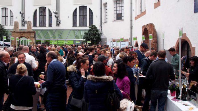 Wein am Dom 2019 - Historisches Museum (Foto: Pfalzwein e.V. / Dorothee Sauter)