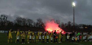 Die Mannschaft vom FV Dudenhofen zeigte eine hervorragende Leistung (Foto: Michael Sonnick)
