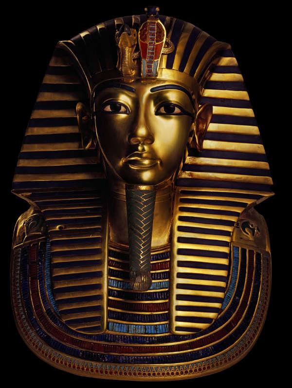 Goldmaske des Pharaos Tutanchamun (Foto: A.-M. v. Sarosdy/Semmel Concerts GmbH)