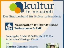 Neue Kultur-Talkreihe