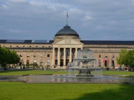 Kurhaus in Wiesbaden (Foto: Pixabay)