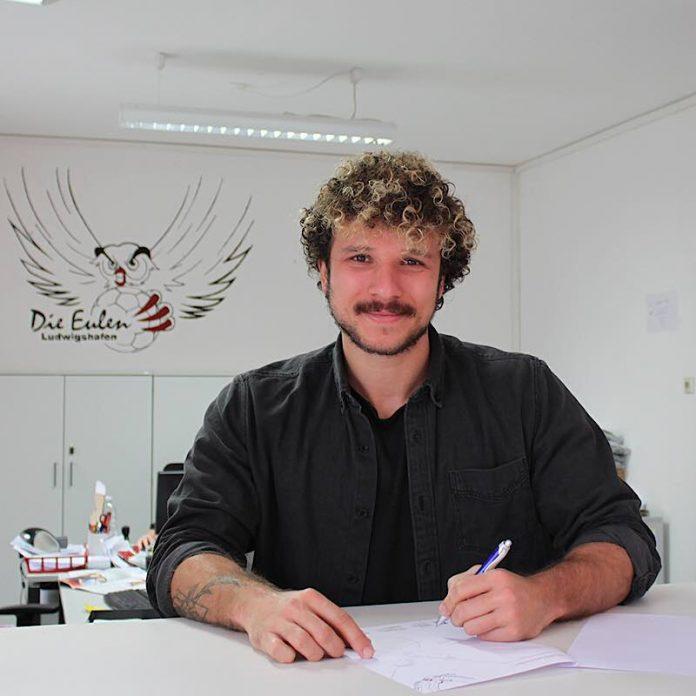 Pascal Durak (Foto: Die Eulen Ludwigshafen)