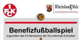 Benefizspiel PP Westpfalz gegen FCK-Oldies