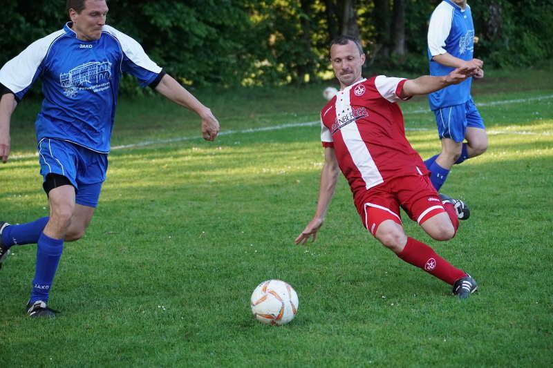 Kaiserslautern Benefizfußballspiel (Foto: Holger Knecht)
