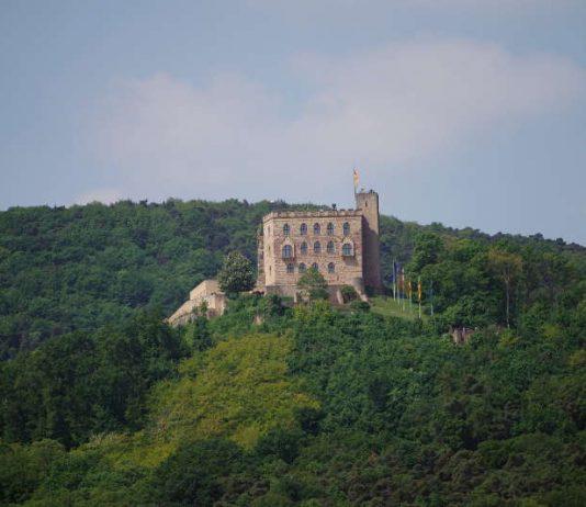 Neustadt Hambacher Schloss (Foto: Holger Knecht)