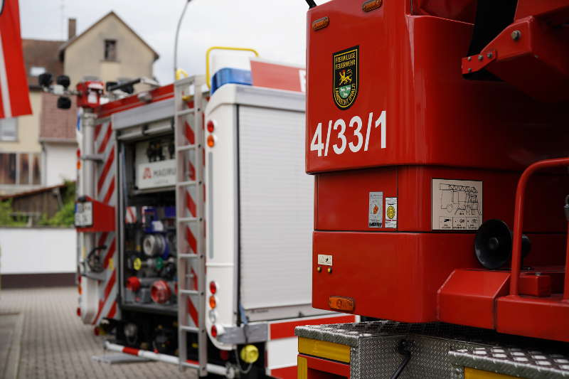 Lambrecht Feuerwehr Jubiläum 150 Jahre (Foto: Holger Knecht)