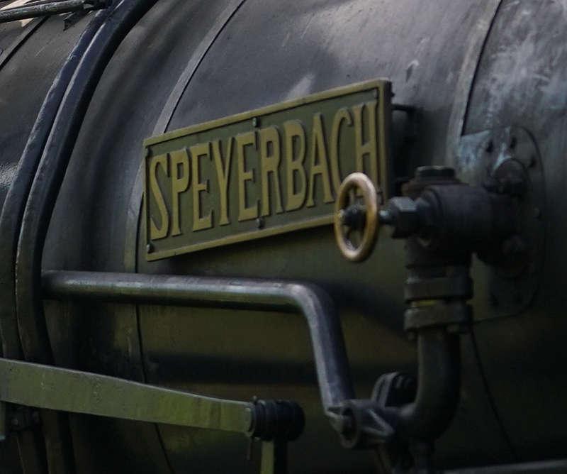 "Dampflok ""Speyerbach"" (Foto: Holger Knecht)"