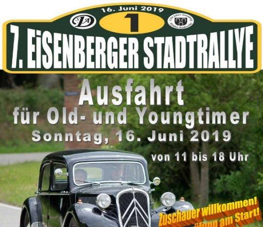 Eisenberger Stadtrallye