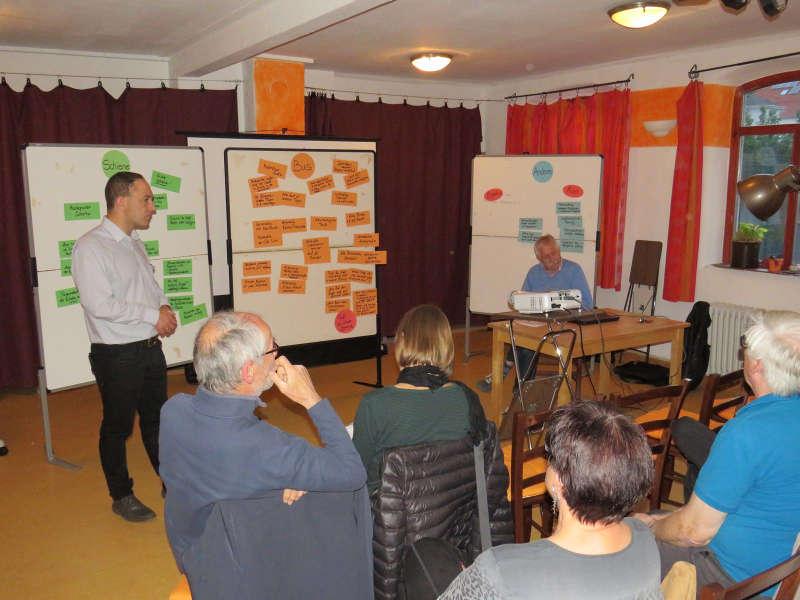 Die SPD Neustadt hatte zum Bürgerforum ÖPNV eingeladen (Foto: SPD Neustadt)