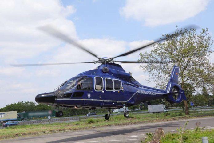 Hubschrauber der Bundespolizei (Foto: Bundespolizei)