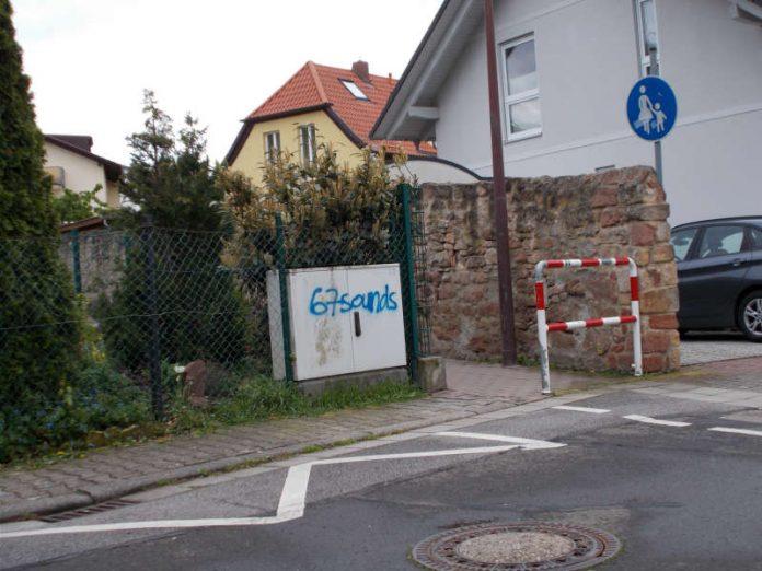 Kirchheim: Serie von Sachbeschädigungen durch Graffiti (Foto: Polizei RLP)