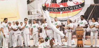 Capoeira (Foto: Gregor Schwind)