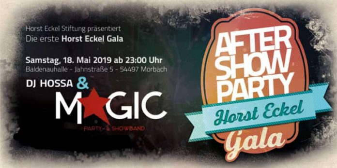 Aftershow-Party