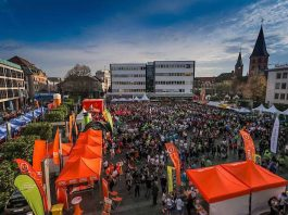 B2Run in Kaiserslautern (Foto: Infront B2Run GmbH)