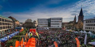 B2Run in Kaiserslautern (Foto: Infront B2Run GmbH)