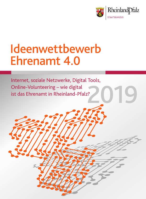 Ideenwettbewerb Ehrenamt 4.0