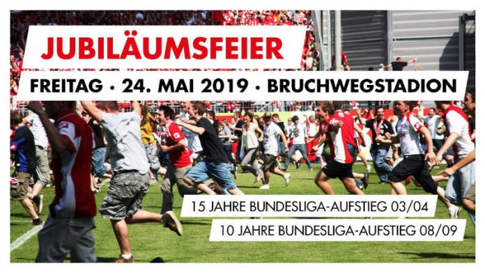 Jubiläumsfeier (Quelle: Mainz 05)