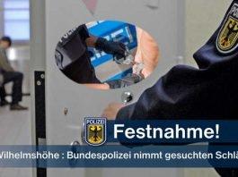 Kassel: Festnahme, Gewahrsamszelle - Symbolbild © Bundespolizei