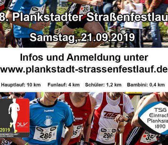 Plankstadter Straßenfestlauf