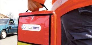 """Bildausschnitt aus dem Präsentationsvideo """"RescueWave - Sichtung im Handumdrehen"""" der Firma RescueWave"""